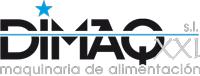 logo dimaq: distribuidor de maquinaria para alimentación